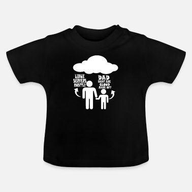 Linux Linux-server mestadels - T-shirt baby