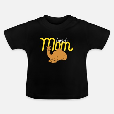Arabië Camel Mom - Gift For Mom - Camel Lover Gift - Baby T-shirt