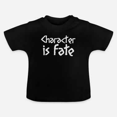 Fate Character is fate - Baby T-Shirt