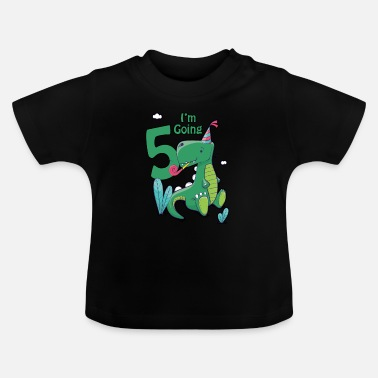 Kung Dinosaurie Paleontology T-rex Reptile Gift - T-shirt baby