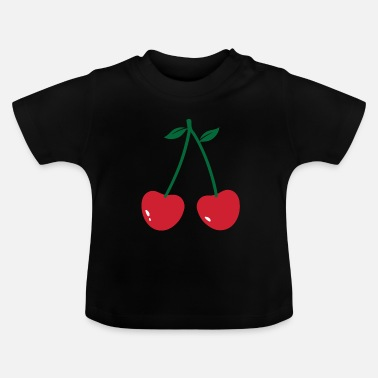 Fruity cherry - Baby T-Shirt