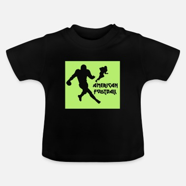 American Football American Football Player Gift - Baby-T-shirt