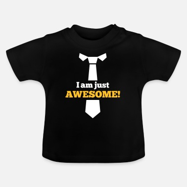 Awesome Awesome - T-shirt Bébé