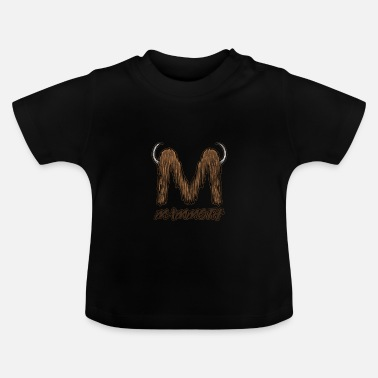 Primal Mammoth Ice Age Primal Gift - Baby T-Shirt