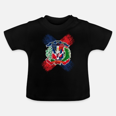 Republik Dominikanische Republik - Baby T-Shirt