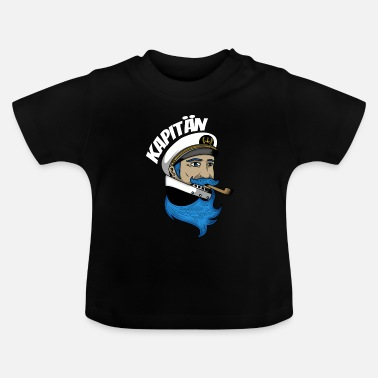 Skipper Captain Skipper - Baby T-shirt