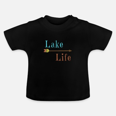 Boot Camp Lake Life - Summer Camp Vacation Vacations - Baby T-shirt