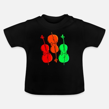 Cello cello - Baby T-Shirt