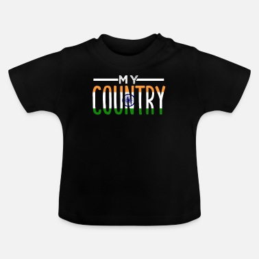 Indie Indië - Baby T-shirt