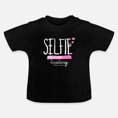 Bruiloftsreceptie JGA Photo Time - Baby T-shirt
