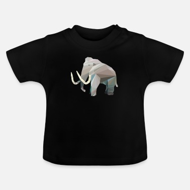 Primeval Times Primeval times abstract - Baby T-Shirt