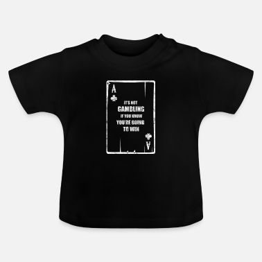 Casino Casino poker - Baby T-shirt