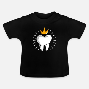 Tand Tandkrone - Baby T-shirt