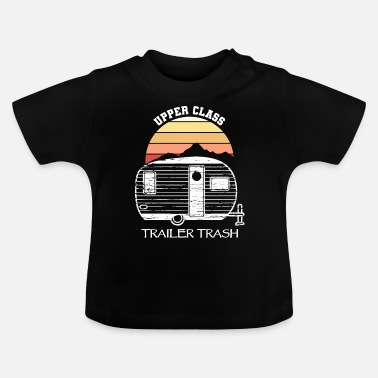 Trailer Trash Trailer Trash USA - Baby T-Shirt