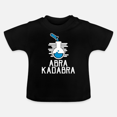 Abracadabra Sciences Abracadabra - Sciences - T-shirt Bébé
