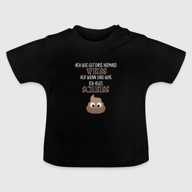 Fuck it all - Baby T-Shirt