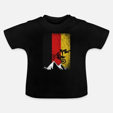 Sport Automobile Allemagne amateurs de sport automobile - T-shirt Bébé