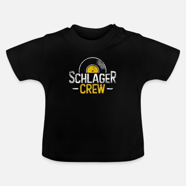 Groep Schlager-groep - Baby T-shirt