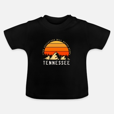 Tennessee Tennessee - Baby T-Shirt
