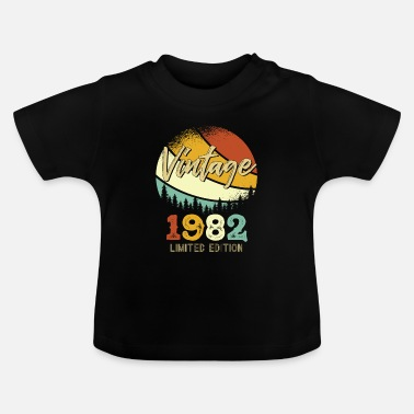 Made Vintage 1982 Limited - Baby T-Shirt