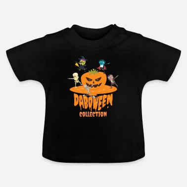 Halloween Daboween Collection - Baby T-Shirt