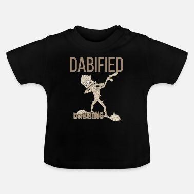 Mummy Dabified Mummy - Baby-T-shirt
