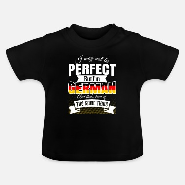 German German Germany German German Gift - Baby T-Shirt