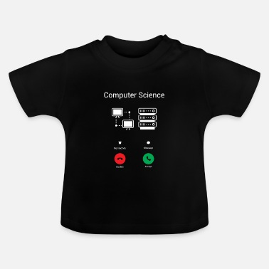 Pc The PC calls - Baby T-Shirt