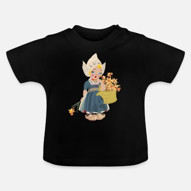 Holland Holland meisje - Baby T-shirt