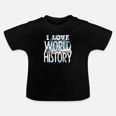 Historie historie - Baby T-shirt