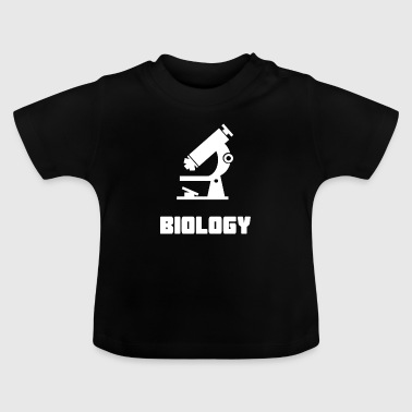 Biology biologist science research - Baby T-Shirt