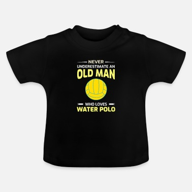 Pool Water Polo Gift - Baby T-Shirt