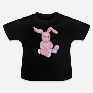 osterhase pink - Baby T-Shirt