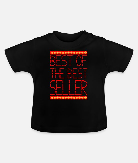 Enterrement De Vie De Jeune Fille T-shirts Bébé - Best of the best seller - T-shirt Bébé noir