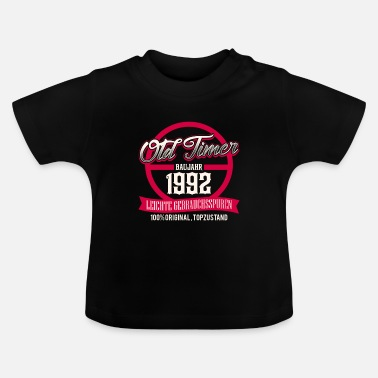 Production Year Vintage - year of production 1992 - top condition - Baby T-Shirt