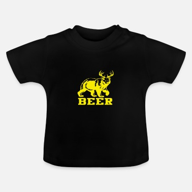 Mac Macs Bear - Baby T-Shirt