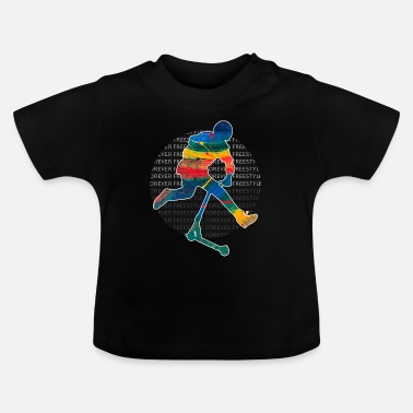 Freestyle Freestyle-Roller - Baby T-Shirt