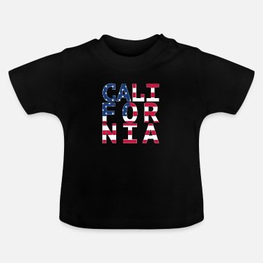 Californië Californië Californië - Baby T-shirt