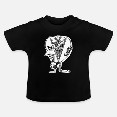 Momotaro - transparent - Baby T-Shirt