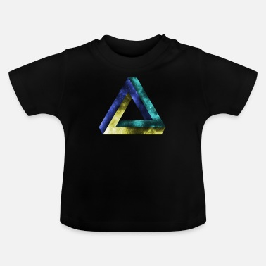 Optical Illusion Optical illusion illusion - Baby T-Shirt