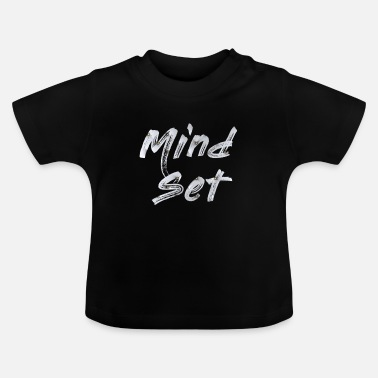 Set Mind Set - Baby T-Shirt