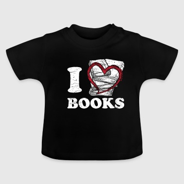 Read books - Baby T-Shirt