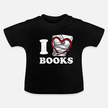 Read Read books - Baby T-Shirt
