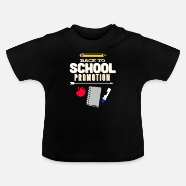 School Year School new school year elementary school - Baby T-Shirt