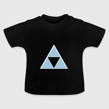 Hipster Triangle Hipster Triangle - Baby T-Shirt