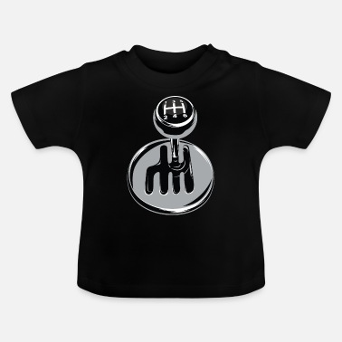 Sport Gear shift - sport automobile - T-shirt Bébé