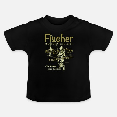 Association fiske association - T-shirt baby