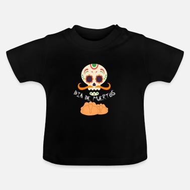 day of the dead 1 - Baby T-Shirt