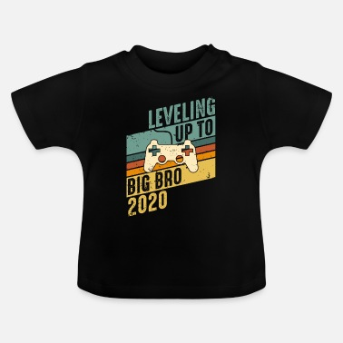 Gamer Udjævning af Big Brother 2020 - Big Brother Gamer - Baby T-shirt