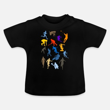 Sports sports - Baby-T-shirt